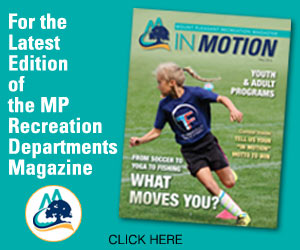 Mount Pleasant Recreation: Keeping the Town of Mount Pleasant In Motion!