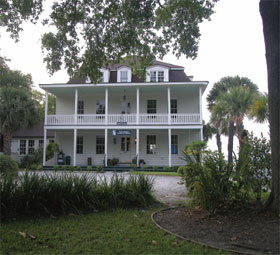 a home in Daniel Island, South Carolina